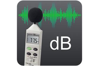 Misuratore di decibel