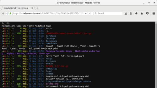 Teleconsole: condividere sessioni shell via SSH