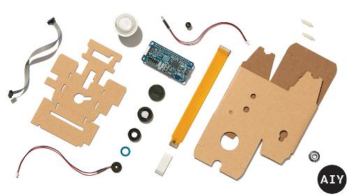 AIY Vision Kit: riconoscere gli oggetti con Raspberry Pi