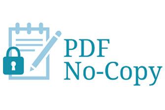 PDF No-Copy