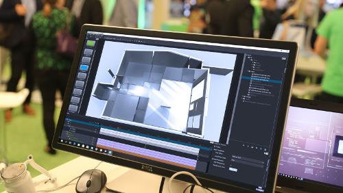 Qt 5.10 con Qt 3D Studio per le UI 3D