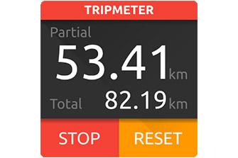 Tripmeter Fuoristrada