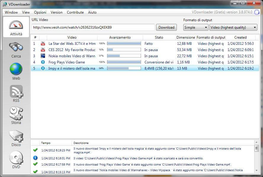 5 alternative a JDownloader   Download HTML it