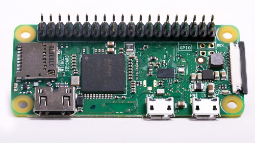 Raspberry Pi Zero: disponibile la variante WH
