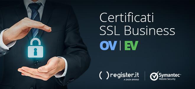 SSL: quanto è importante per un'azienda un certificato SSL a validazione organizzativa