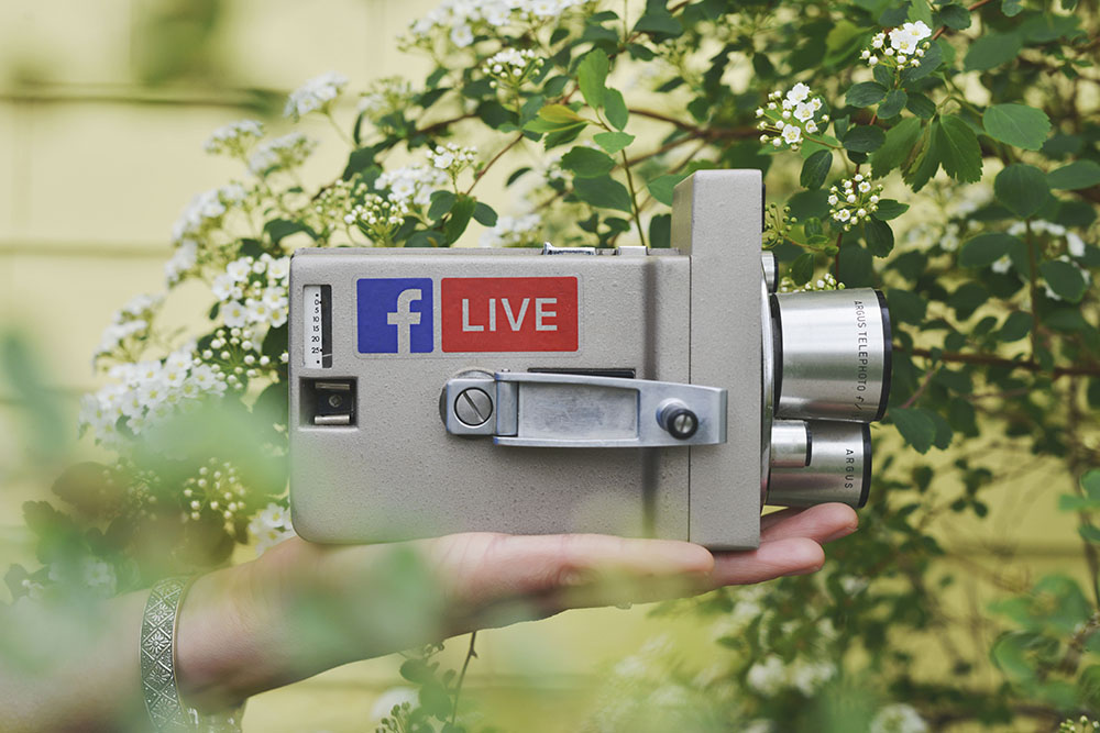 Live streaming sui social: trend del 2018