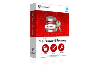 SysTools SQL Password Recovery