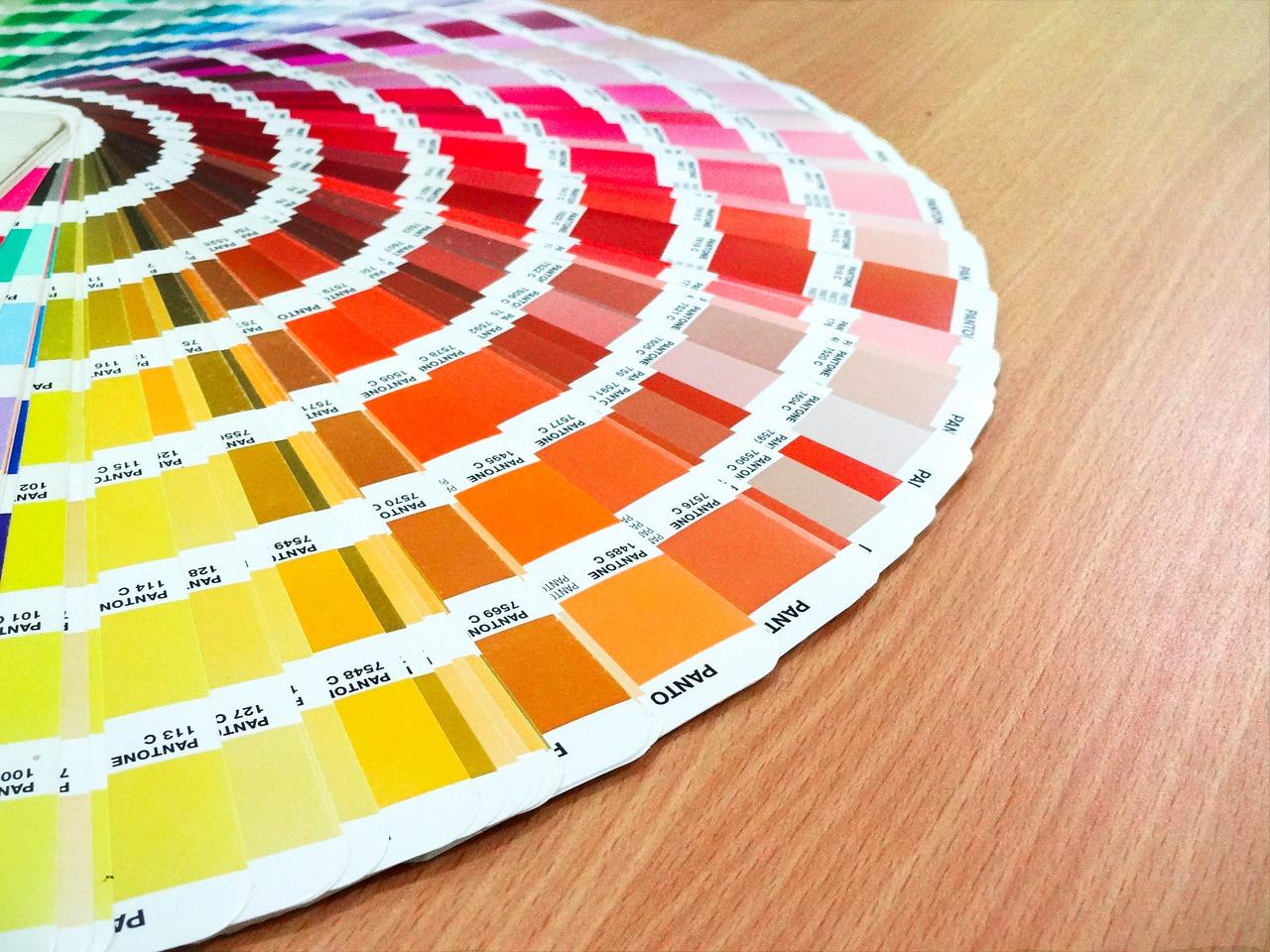 Web design: usare i colori per catturare l'utente