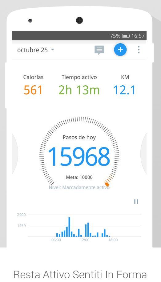 app contapassi