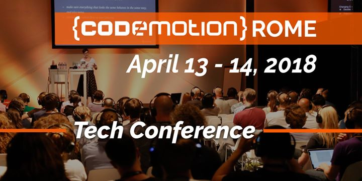 Codemotion Roma 2018: Douglas Crockford parla del futuro di JavaScript