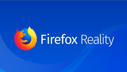 Firefox Reality: la Realtà Aumentata secondo Mozilla