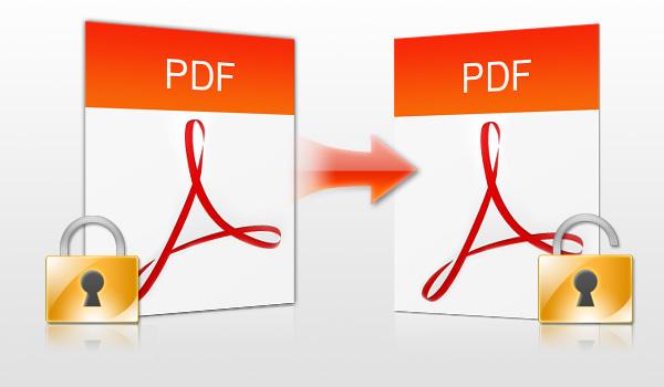 PDF: 2 metodi per la rimozione delle password