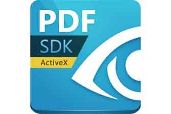 PDF Viewer SDK ActiveX Control