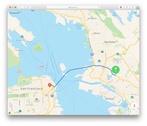 MapKit JS