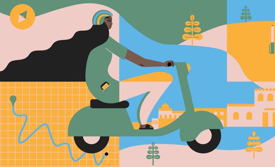 Google Maps: come l'algoritmo si è adattato ai motociclisti