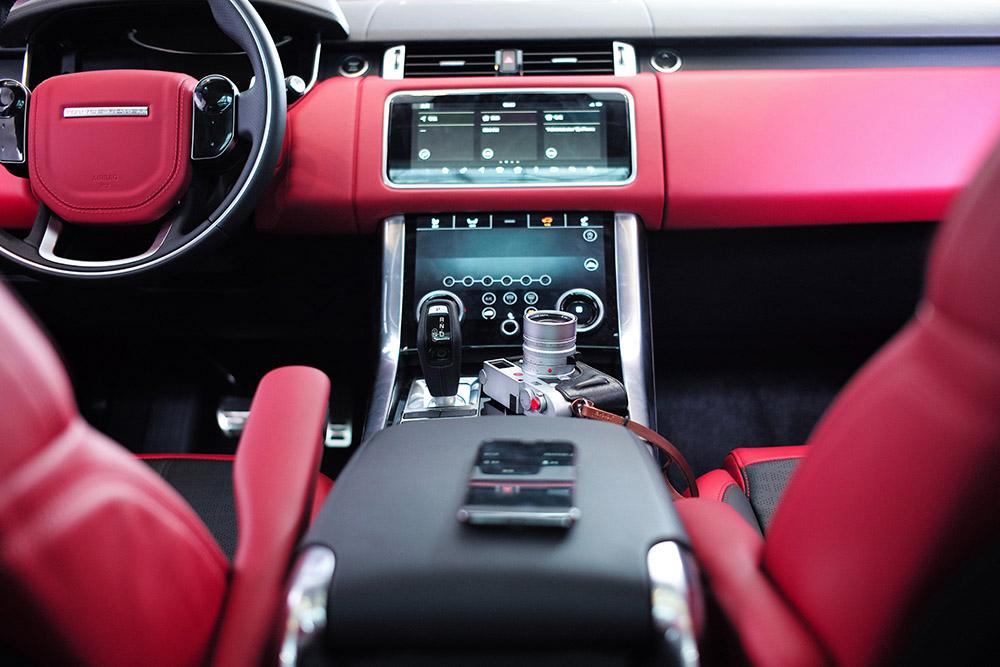 UX Design: il touchscren sulle auto è davvero il futuro?