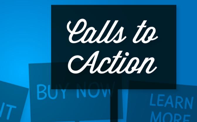 5 ottimi esempi di utilizzo delle calls to action