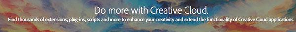Elenco sulla Creative Cloud