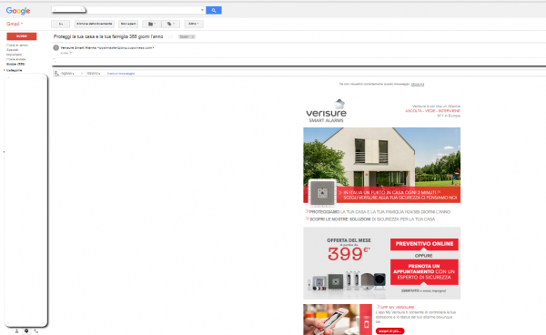 Direct Email Marketing (DEM) su Gmail