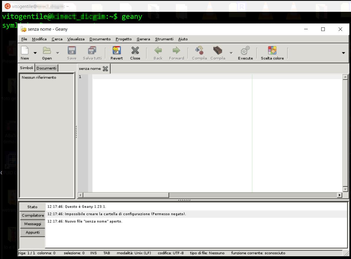 Bash su Windows: GUI sul desktop con Xming | Linux HTML it