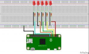 ledbar'circuit