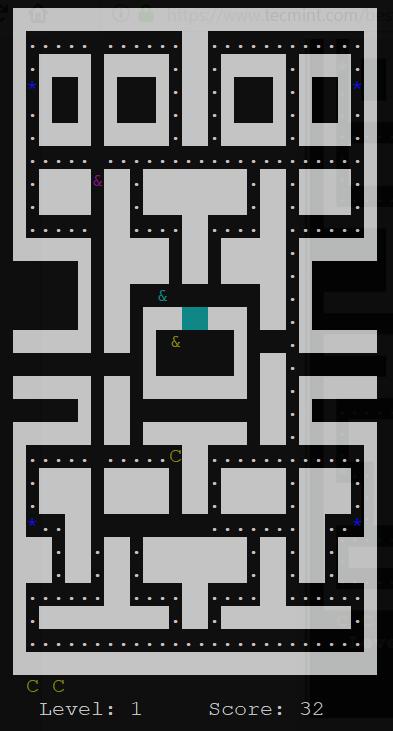 Pacm4console
