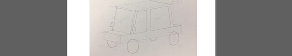 Importare il disegno a mano in Illustrator