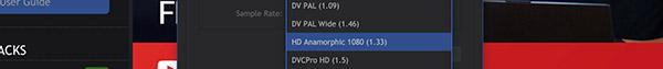 Video e Aspect Ratio