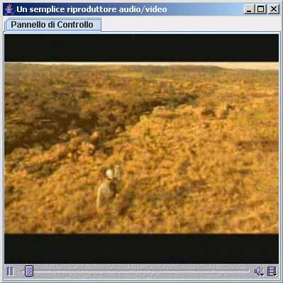 Player audio/video