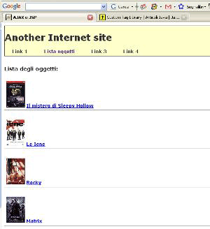 Lista dei film