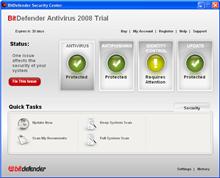 BitDifender Antivirus 2008