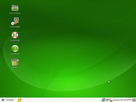 l Desktop OpenSUSE