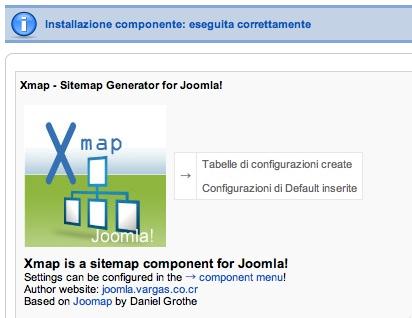 Installazione Xmap
