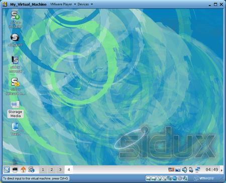 Linux in VMWare