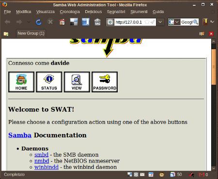 Samba 3.2.3