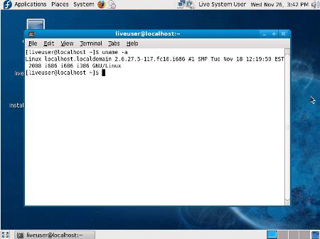 Kernel 2.6.27
