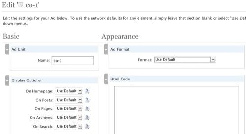 Inseriamo il codice HTML
