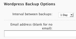 salvataggio backup server