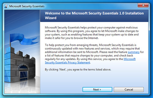Security Essentials - Microsoft