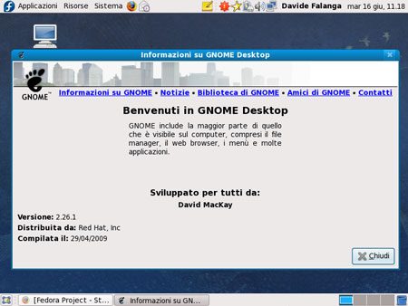 Ambienti desktop