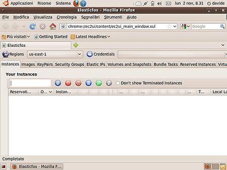 Elasticfox per Firefox