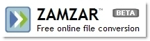 Logo ZamZar