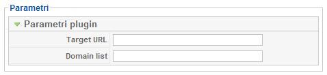 Target URL