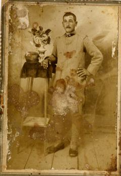 Origine della foto da restaurare