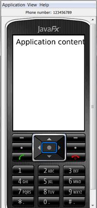 Emulatore per applicazioni Mobile