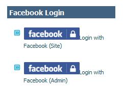 JoomlaFacebook frotend