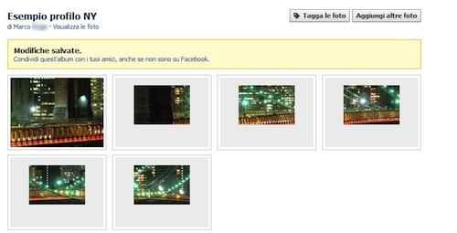 Album di Facebook