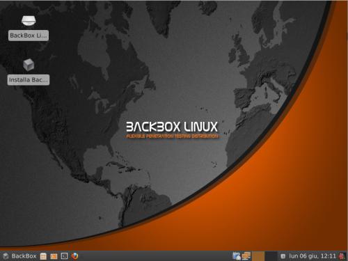 desktop BackBox