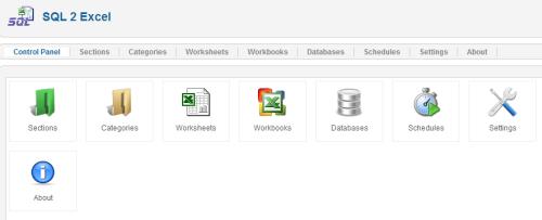 SQL 2 Excel