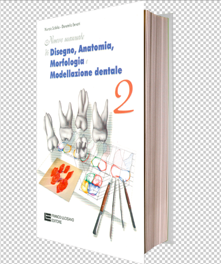 Foto di un libro preso come modello (blocco pagine)
